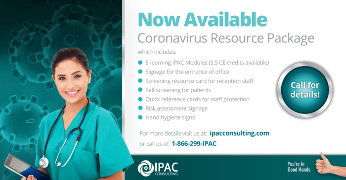 Coronavirus resource package